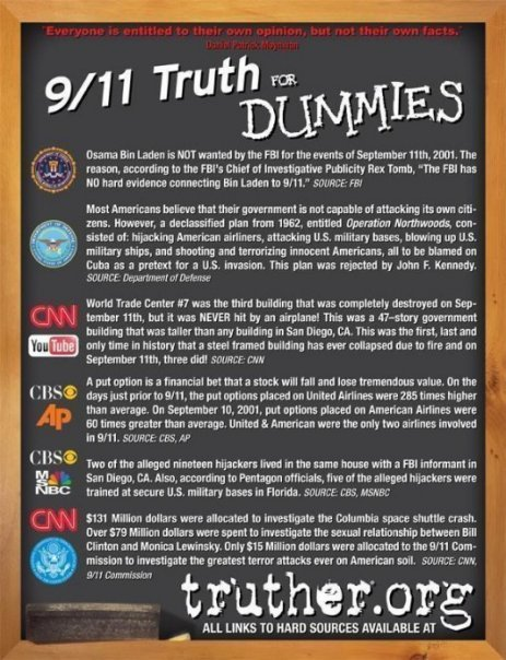 9 11 truth - life hacks and infos