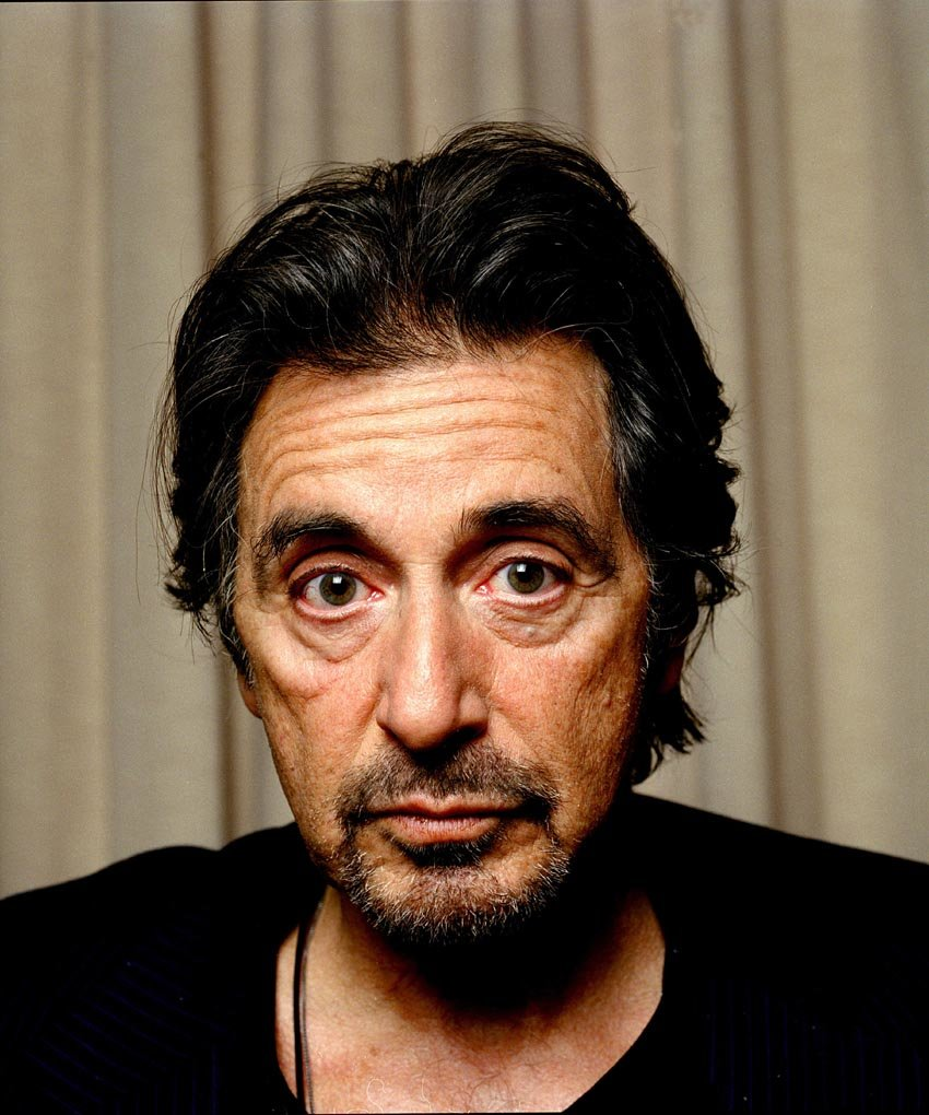 al pacino - the most popular movie stars in the world