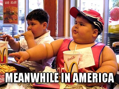 america - meanwhile in ...