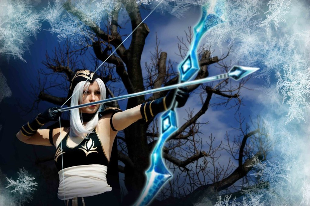 ashe lol - ultimate league of legends cosplay collection