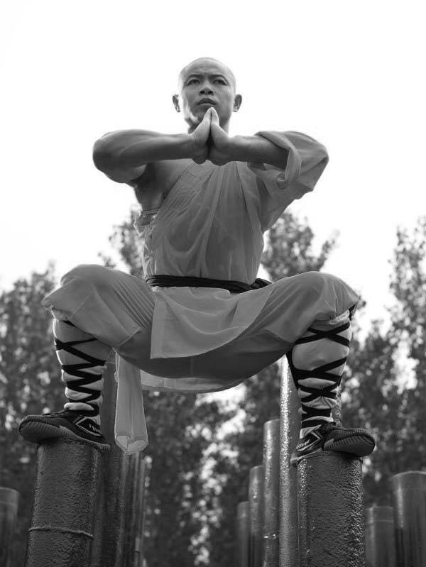 bszpcoi - how shaolin monks train for the martial arts