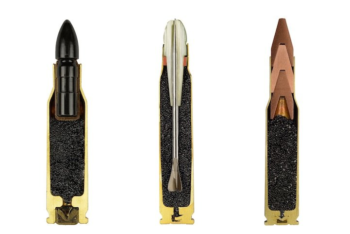 bvo8ffw - bullets split in half and photographed by sabine pearlman