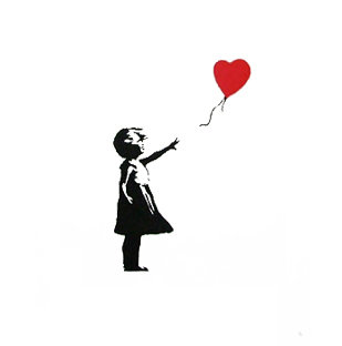 banksy 2 - banksy - graffiti / art