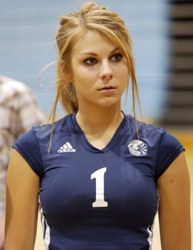 beauty - hot volleyball girls