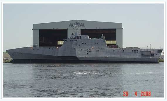 boat6 - new warship.the u.s.s. independence  (lcs-2)