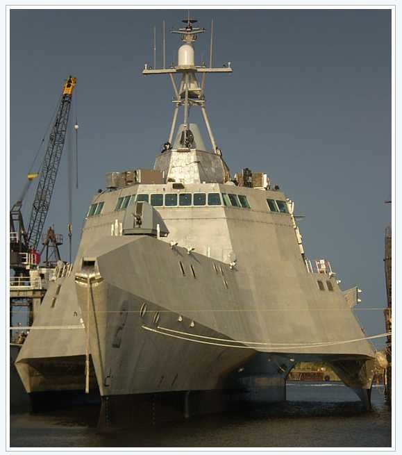boat7 - new warship.the u.s.s. independence  (lcs-2)