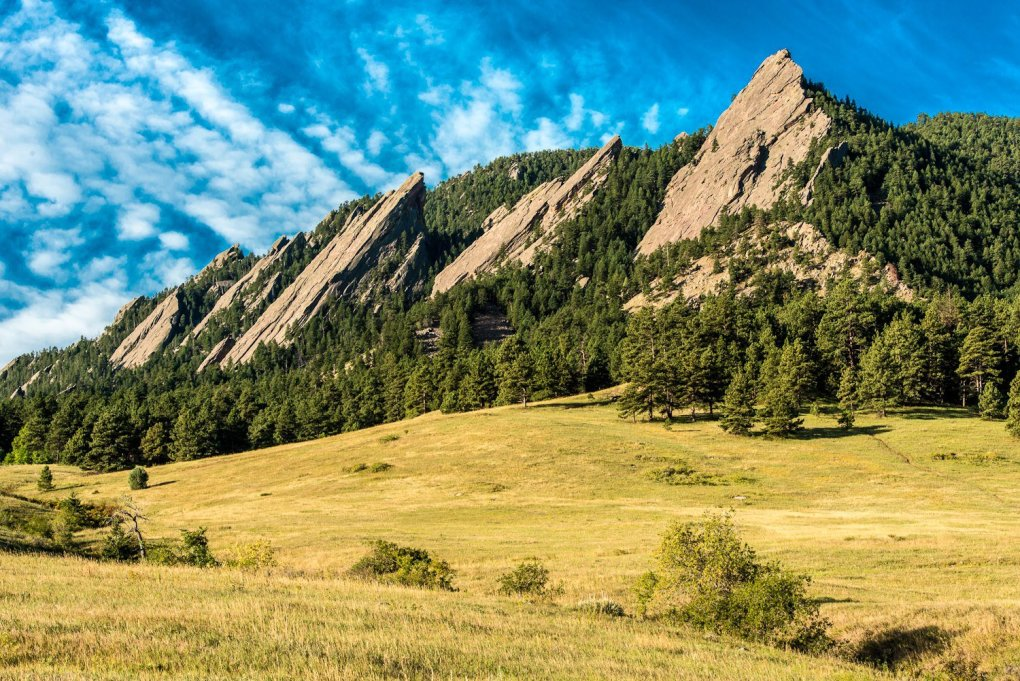 boulder co - stunningly beautiful colors of nature