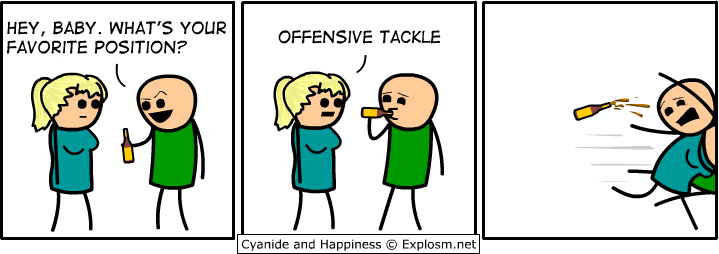 c1 - cyanide and happiness