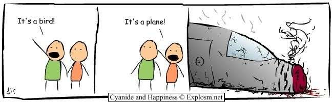 ch3 - 15 cyanide and happiness comics, my sincerest apologies for any reposts