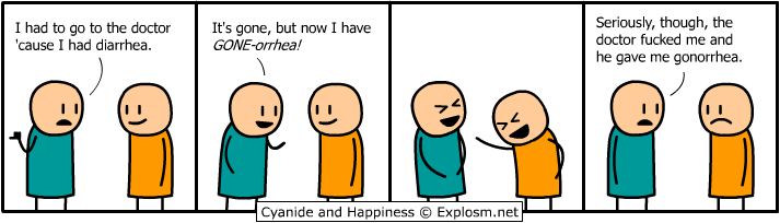 ch5 - 15 cyanide and happiness comics, my sincerest apologies for any reposts