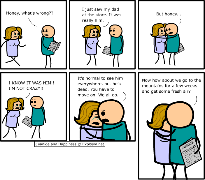 ch9 - 15 cyanide and happiness comics, my sincerest apologies for any reposts