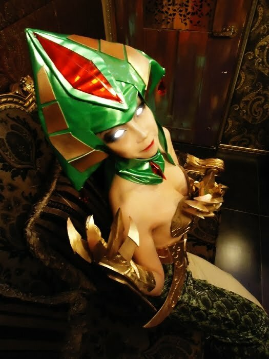 cassiopeia - ultimate league of legends cosplay collection