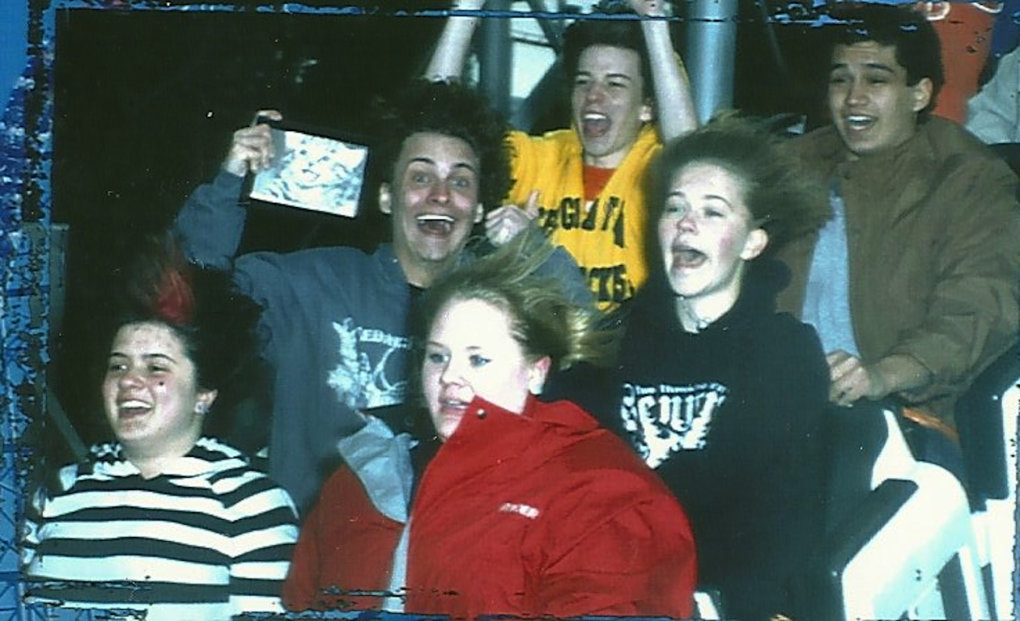 cedarpoint - any funny amusement ride pictures?