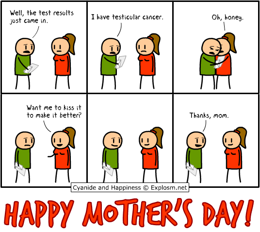 chatroulette - happy mothers day!