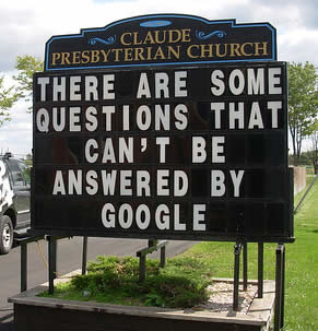 churchsigns - funny church signs