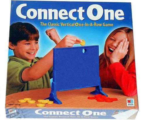 connect one - random shit