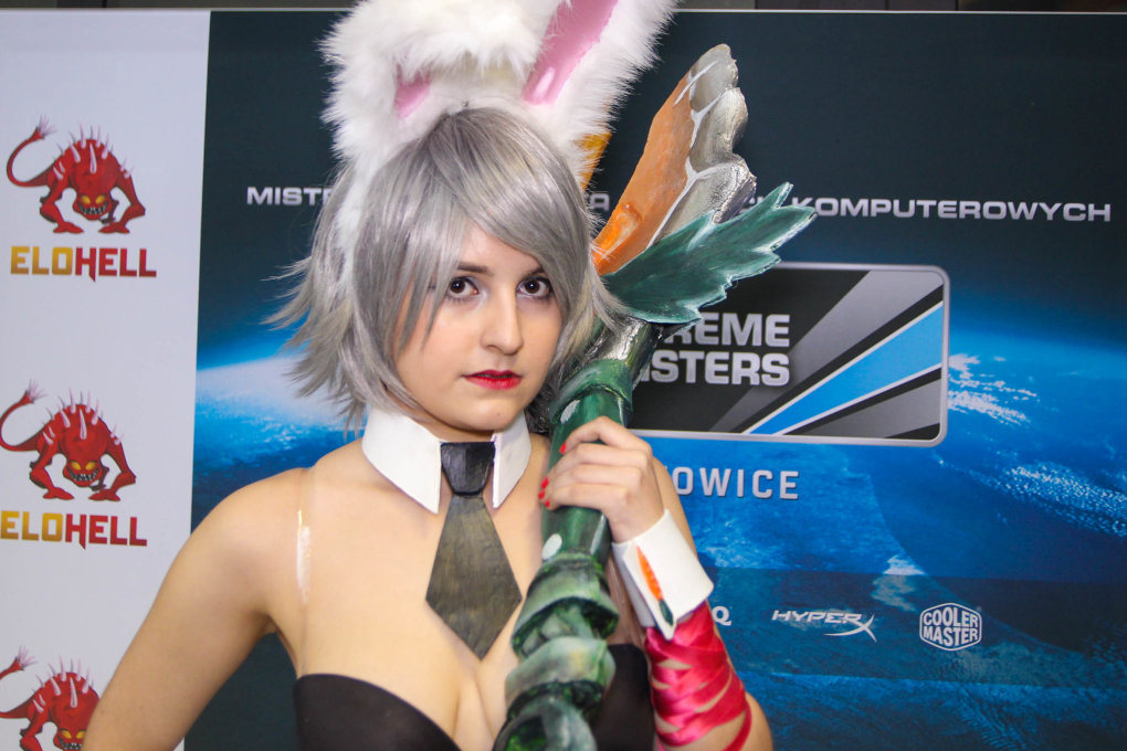 cy1ly1s - lol cosplay at intel extreme masters