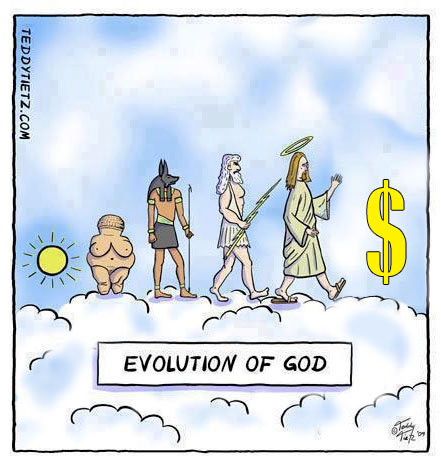 deuq4qt - evolution of god