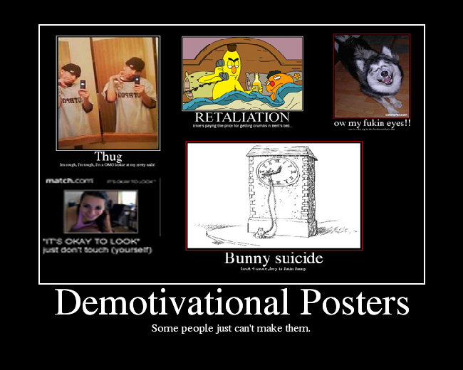 demotivationalposters - help demotivational posters