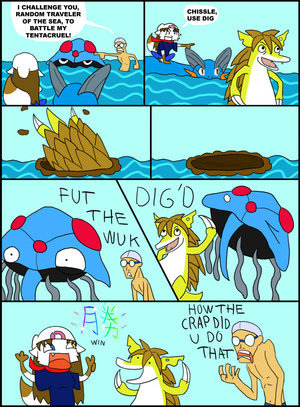 dig - some more pokemon pics - part 2