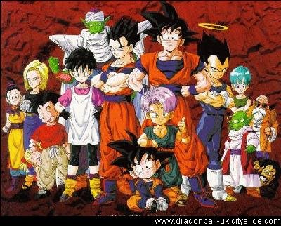 dragonballz - what did you watch on tv when you were young?