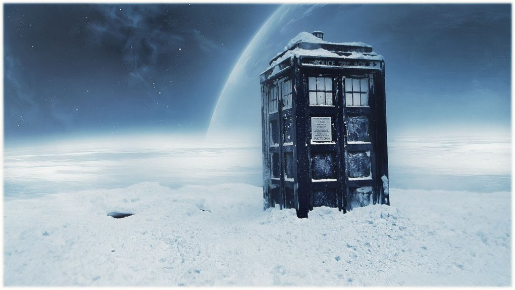 efufih - great doctor who wallpapers