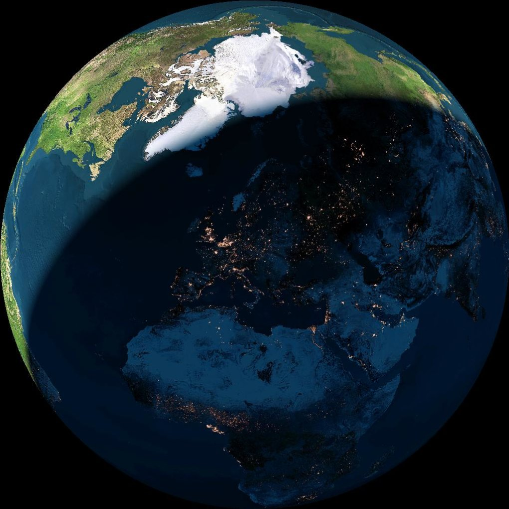 earth - earth from space