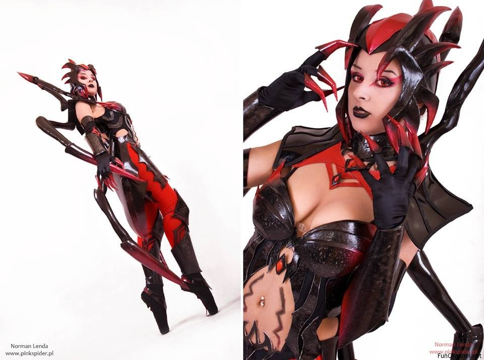 elise - awesome league of legends cosplay