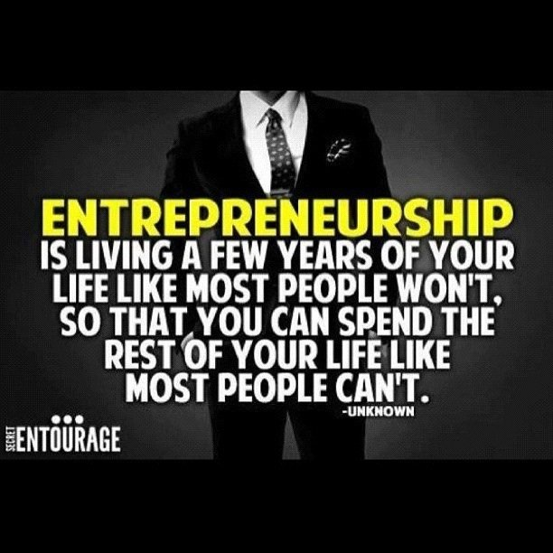 entrepreneurship - some of the most powerful inspirational quotes and pictures