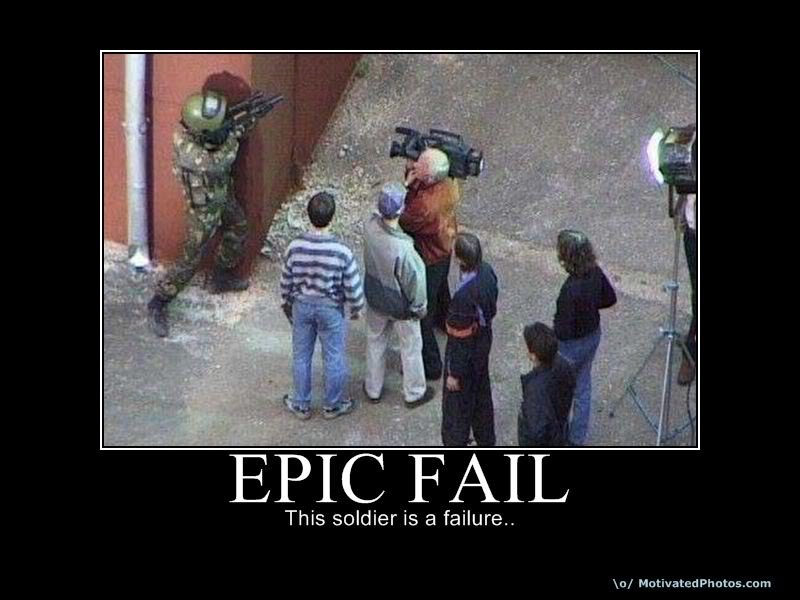 epicfail - top 10 epic fail's