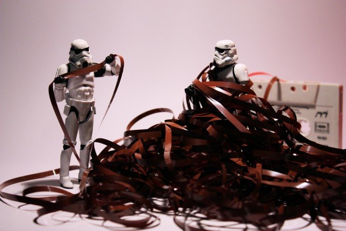 ermm - storm troopers day off - part 5