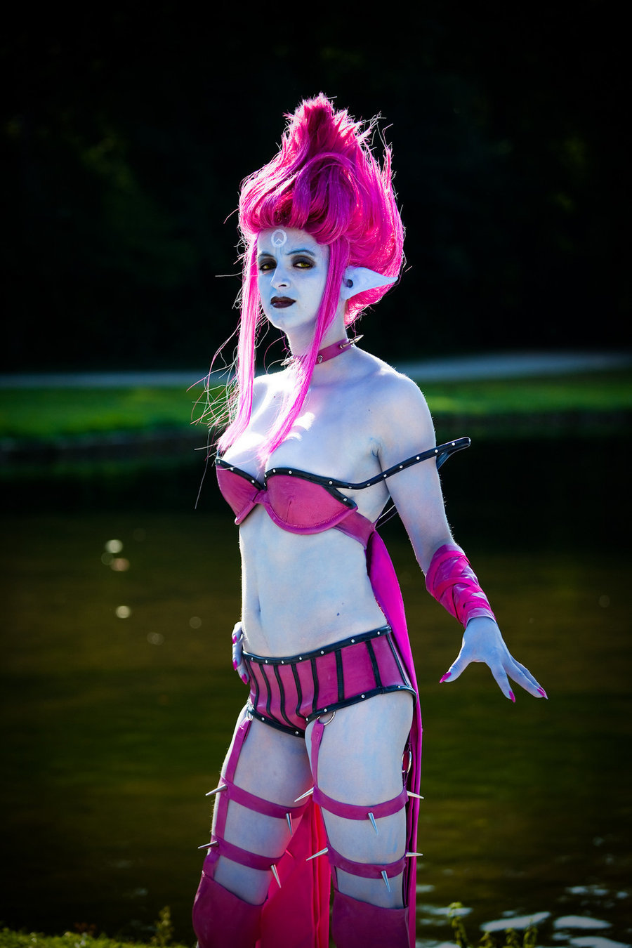 evelynn - ultimate league of legends cosplay collection