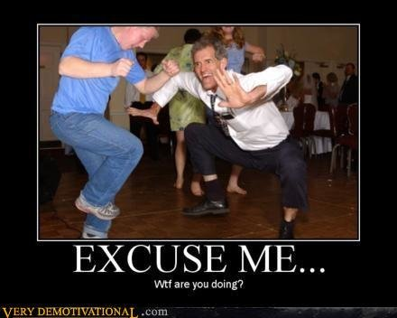excuse me - funny demotivationals