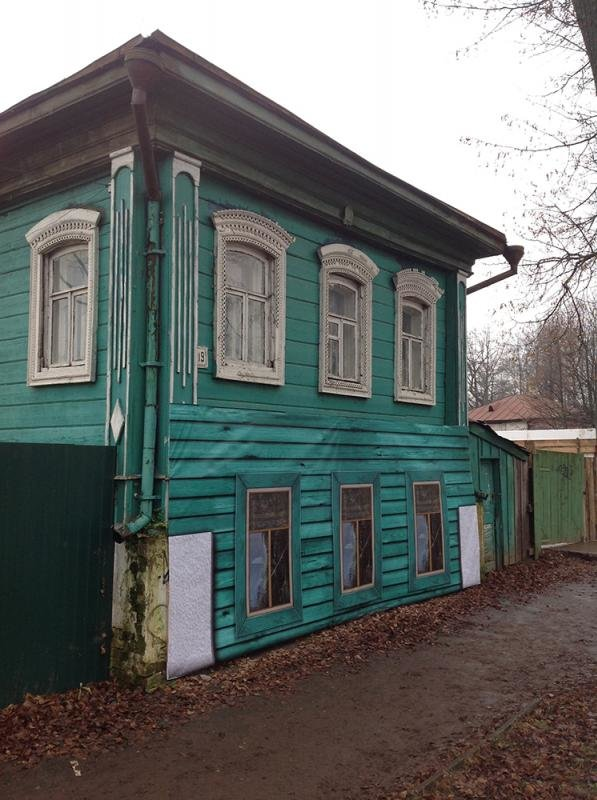 "exzukno - russian village ""renovation"" just before putin visit"