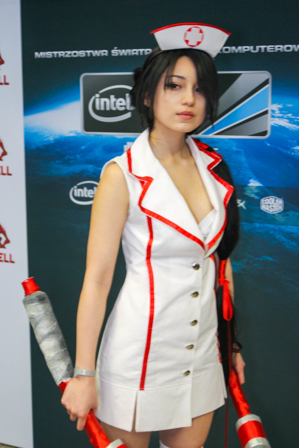 f806cnj - lol cosplay at intel extreme masters