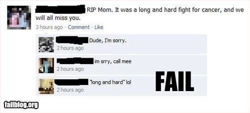 fail - more fails