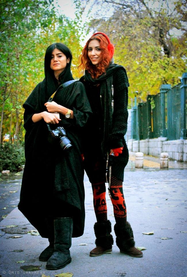 fuhxucw - rarely seen photos of my great city tehran,iran and its' beautiful people