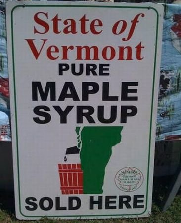 fxenf - purest maple syrup with a twist