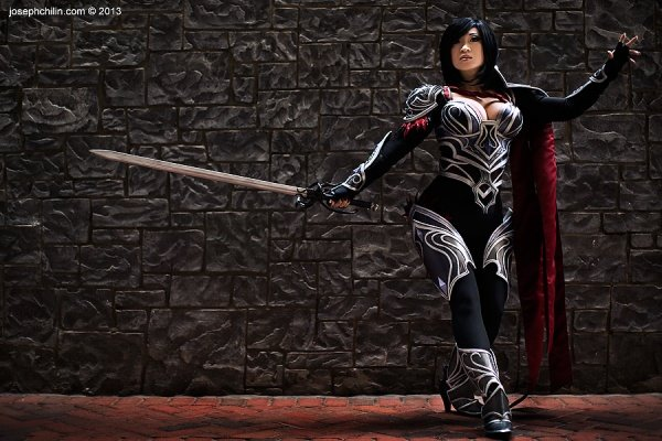 fiora - awesome league of legends cosplay