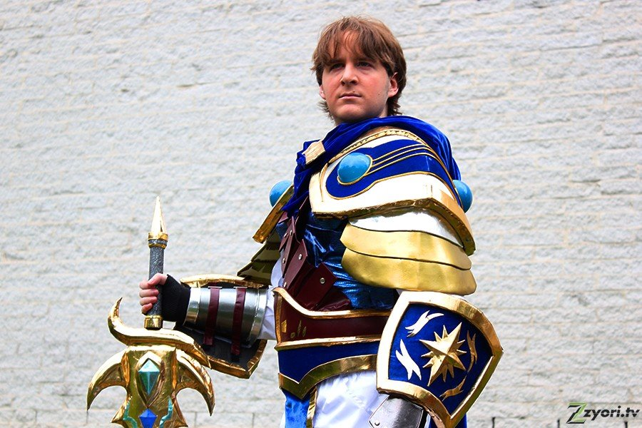 garen lol - ultimate league of legends cosplay collection