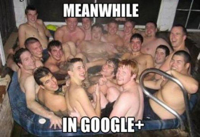 google - meanwhile in ...