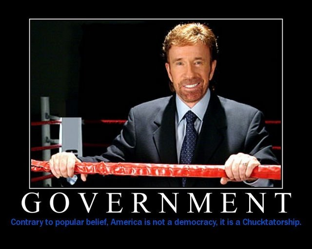 government - even more motovational posters