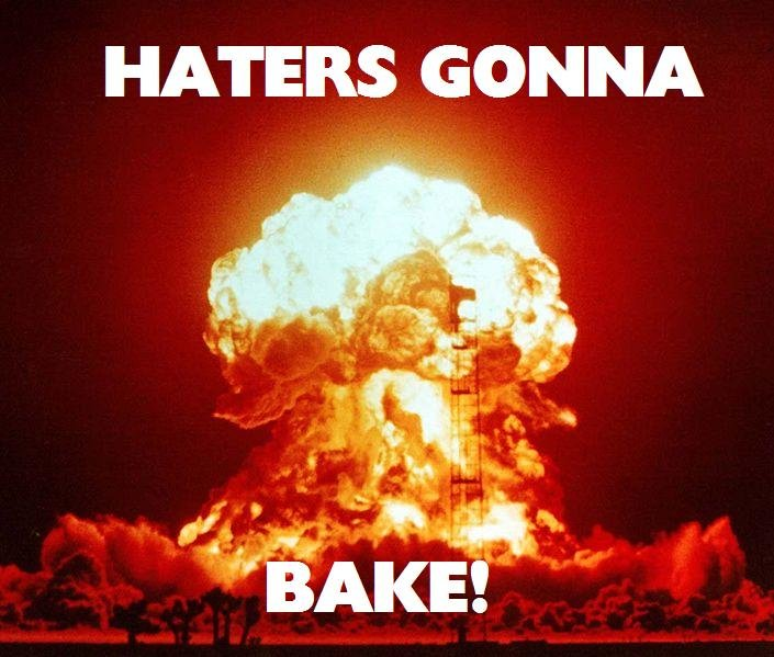 haters - homebrew hilarity