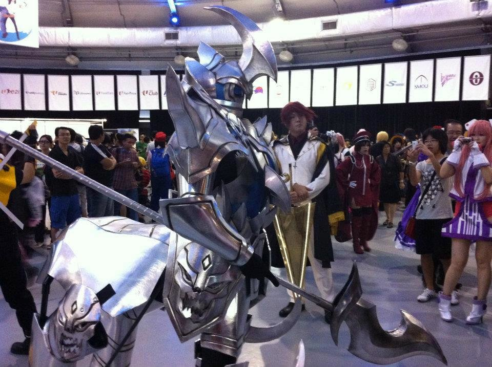 hecarim lol - ultimate league of legends cosplay collection