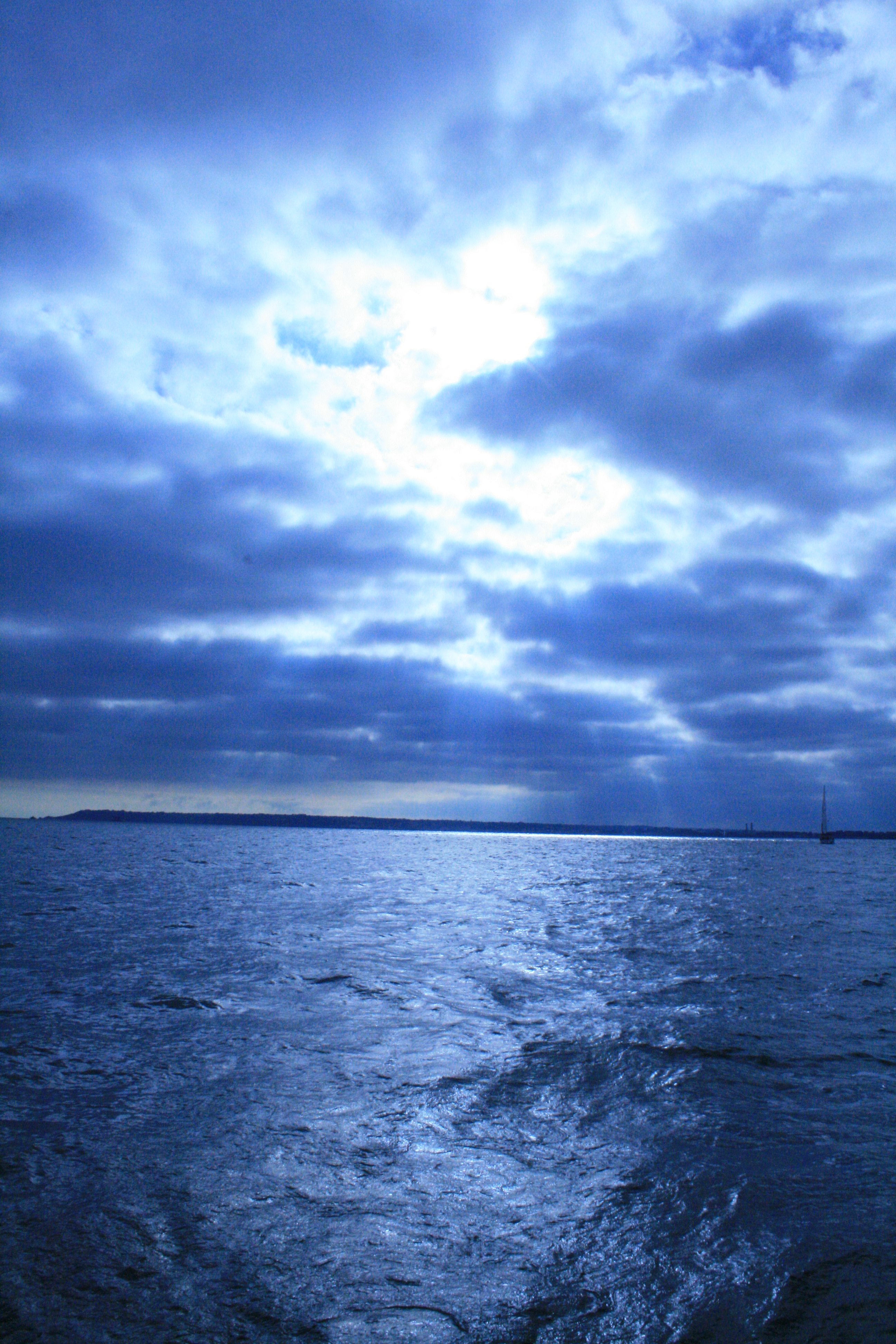 Channel Islands Sailing Weather