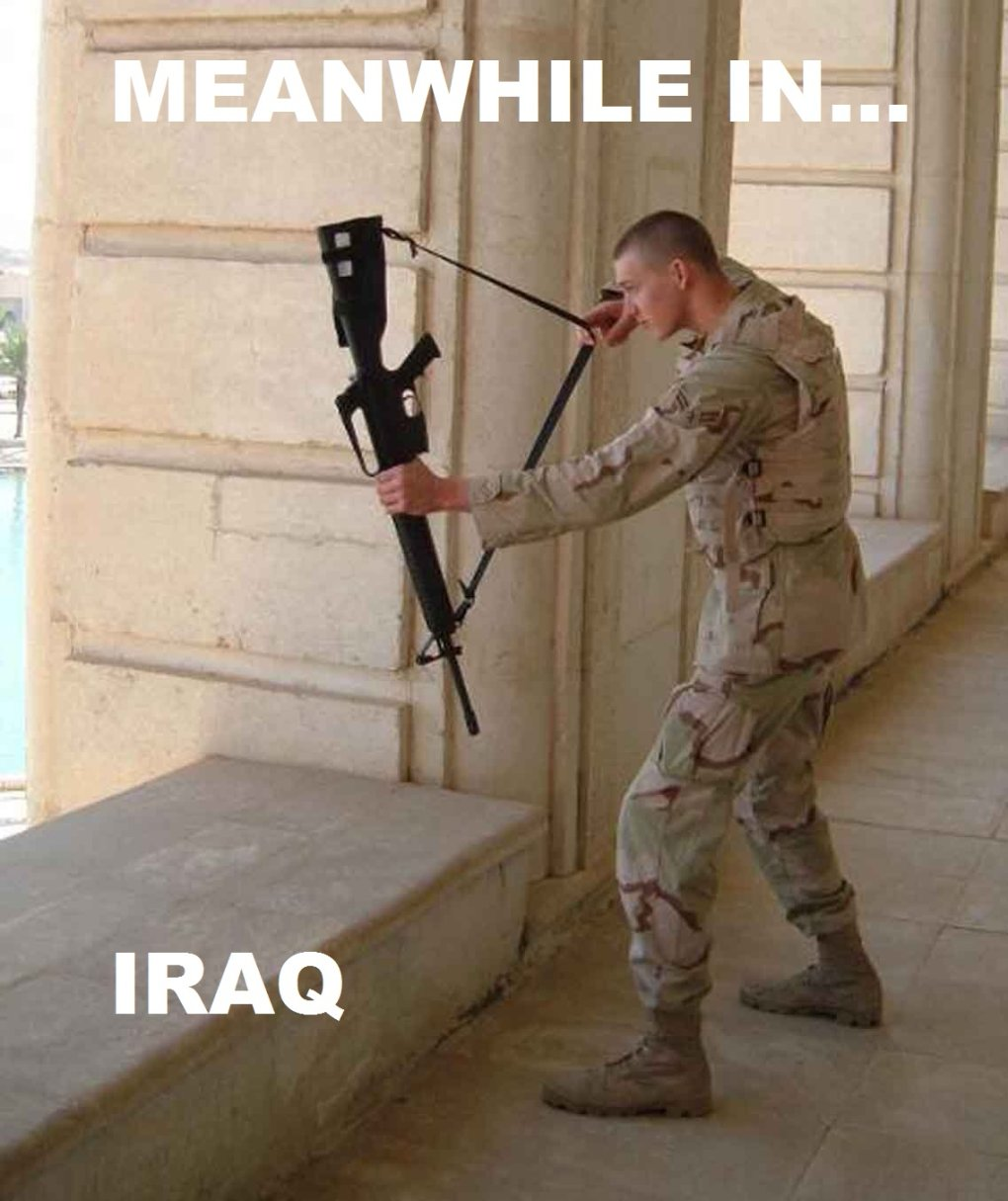 iraq - meanwhile in ...