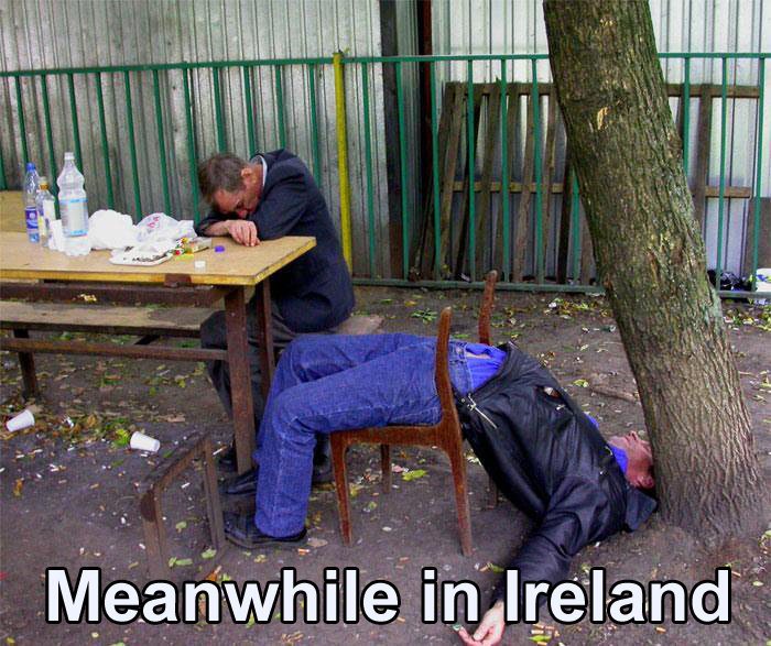 ireland - meanwhile in ...