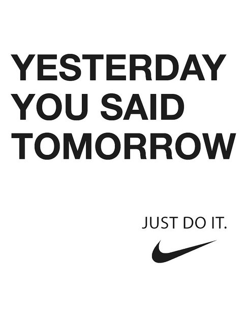 just do it - some of the most powerful inspirational quotes and pictures