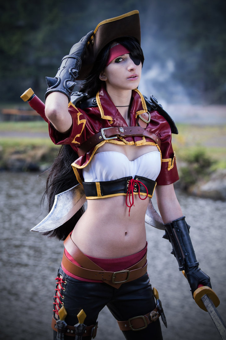 katarina - ultimate league of legends cosplay collection