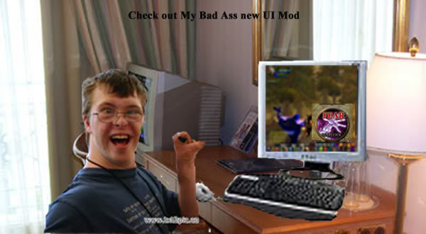 lol - addicted wow player